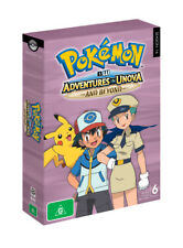 Pokemon Season 16: Black & White - Adventures in Unova & Beyond DVD $28.99