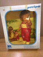 Sebino PETIPA' Bambola 40 cm MIB, 1983 Vintage