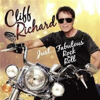 CLIFF RICHARD Just... Fabulous Rock 'n' Roll CD BRAND NEW
