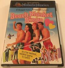 RARE 'Beach Blanket Bingo' DVD (2001) Sealed BRAND NEW OG