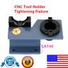 Light weight Aluminum CAT 40 Universal H/V CNC Tool Holder Tightening Fixture