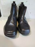 Prada Vibram Mens Brown Boots Size 6.5