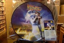 Back to the Future OST Picture Disc LP new vinyl soundtrack