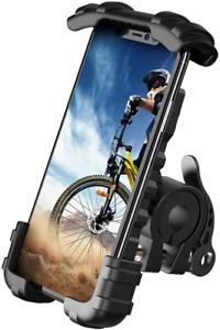 Lamicall Handyhalterung Fahrrad Handyhalter Motorrad Universal 360 Drehung