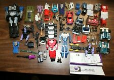 Transformers Random Lot 1 - Lots of parts & weapons