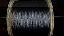 1mm Wire Rope (7x7) Stainless Steel Rope Price Per Metre FREE DELIVERY!!!!!!