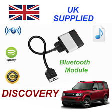 Bluetooth For LandRover Discovery Music Streaming Module iPhone & Android phones