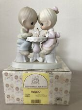"Precious Moments MIB 1992 ""Our Friendship Is Soda-Licious"" Retired  524336"