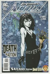 ACTION COMICS #894 / 1ST FIRST APP OF DEATH IN DC CONTINUITY / DC COMCIS 2010