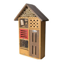 Nib SuperMoss Beneficial Bug House Clover Honey Stain Wood New Butterfly Bee