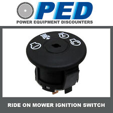Ride on Mower Ignition Switch - fits Husqvarna, Craftsman, Poulan, Johnsered