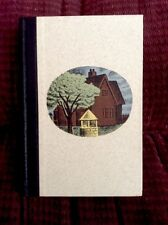 The House Of The Seven Gables Hawthorne Heritage Press 1935 HB 1st Ed w/slipcase