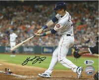 Kyle Tucker Autographed Houston Astros 8x10 Photo Beckett Authentication #1