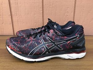RARE ASICS Gel KAYANO 23 T6A0N-2390 Men US 11 Athletic Training Running Shoes CY