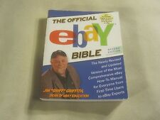 Official Ebay Bible Book 2nd Edition Revised & Updated 2005 Jim Griffith~2713