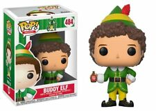 "Funko Pop Movies Elf - Elf Buddy ""Chase Limited Edition"" Vinyl Figure 484 21380"