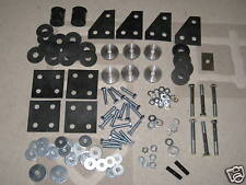 TRIUMPH TR4A, TR5, TR250, TR6 BODY TO CHASSIS MOUNTING KIT