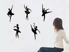 Beautiful ballet Home Decor Removable Wall Sticker Decal Decoration Vinyl Mural