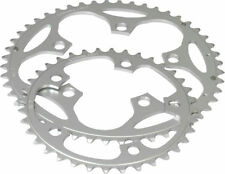 Stronglight 5 Arm 130mm Alloy Silver Chainring RD130