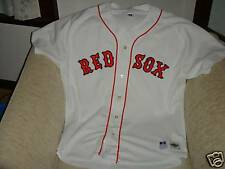 DIAMOND COLLECTION BOSTON RED SOX CLEMENS JERSEY 52 XL