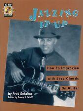 Jazzing It Up - How to Improvise with Jazz Chords on Guitar Guitar Edu 000695289