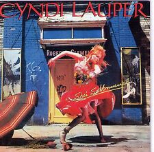 CD 13T CYNDI LAUPER SHE'S SO UNUSUAL DE 2000 INCLUS 3 BONUS TRACKS REMASTERED