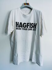 Rare Vintage Hagfish shirt - 1995 Rocks Your Lame Ass tee Green Day Blink 182