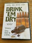 Drink 'Em Dry Victory One Beer at a Time Elaine Bernard Union Brewery Worker DVD