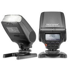 Pro NNW320-S camera flash for Sony a9 a7R III a7S II a7 II a99 a77 a65 a68 a58 a