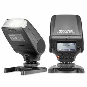 Pro NNW320-S camera flash for Sony HVL F20M F32M F43M F45RM F60M speedlight