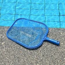 Professional Leaf Rake Mesh Frame Net Skimmer Cleaner Swimming Pool Spa Tool Hot