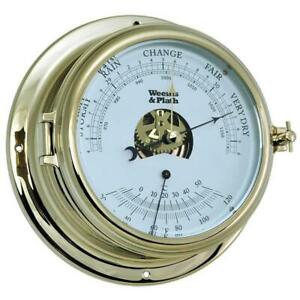 Endurance II 135 Barometer & Thermometer by Weems & Plath