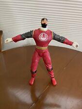 Power Rangers 12 inch Red Ninja Wild Force Action  Figure 2002 Excellent Conditi