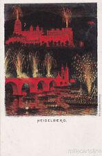 * HEIDELBERG - Illustration - Fireworks