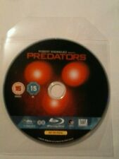 Predators (Blu-ray, Disc only) Brand new.
