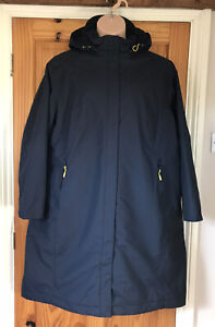 Seasalt - Janelle Coat - Squid Ink - Size 24 - New With Tags