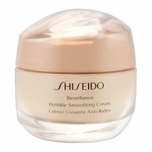 Shiseido Benefiance Wrinkle Smoothing Cream 50ml/1.7 oz (Tester) Brand New