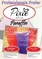 Pixie Hands & Feet Spa Paraffin Wax Refill , 1 lb to 36 lbs, USA