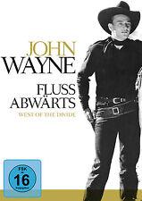 DVD John Wayne Fiume giù, West Of The Dividere