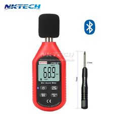 NKTECH UT353BT+ Bluetooth Digital Sound Level Meter 30-130dB Noise Freq Tester N