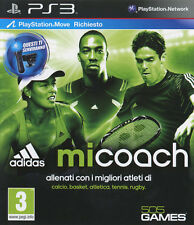 Adidas Mi-Coach PS3 Playstation 3 IT IMPORT 505 GAMES