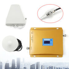 Dual Band Mobile Phone Signal Booster Repeater Amplifier GSM DCS PCS CDMA 2100MH