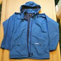 Helly Hansen Ladies Womens Jacket Shower Waterproof Size XS Blue