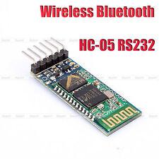 New HC-05 RS232 Wireless Serial Port Bluetooth RF Transceiver Module for Arduino