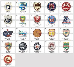 Badge Pin Vietnam Football Clubs