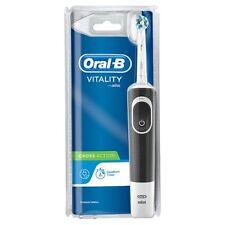 Braun Oral-B Crossaction Cepillo De Dientes Eléctrico Recargable Energía Vitalidad + Temporizador