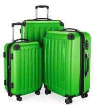 Reisekoffer Trolley Hauptstadtkoffer Spree 128l Koffer apfelgrün