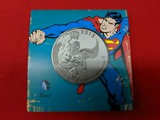 CANADA MINT 2015 SUPERMAN 99.99% pure silver coin 20$  ☆☆☆FREE SHIPPING☆☆☆