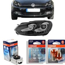 BI XENO FANALI SINISTRA VW GOLF VI 1k HELLA LED Dragon Lights d1s 1348707