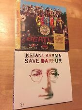 THE BEATLES Sgt. Pepper's Lonely Hearts Club Band 2 CD Deluxe Anniversary +BONUS